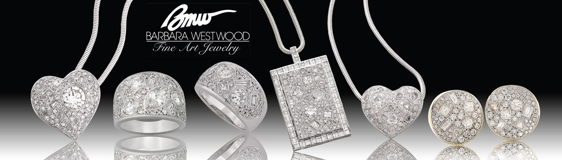 Barbara Westwood Diamond Jewelry